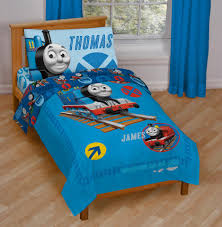 thomas u0026 friends 4 piece toddler bed set toys