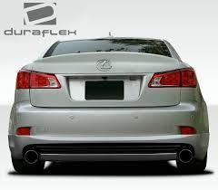 lexus is350 uk import 06 13 lexus is is250 is350 is250c is350c duraflex i spec rear lip