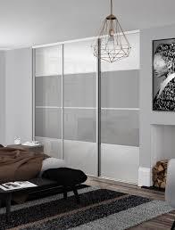 Sliding Door Wardrobe Designs For Bedroom Indian Classic 4 Panel Sliding Wardrobe Doors In Pure White And Light