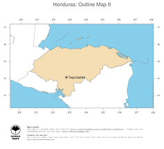 South America Map And Capitals by Central Americas Violent Northern Triangle Council On Foreign