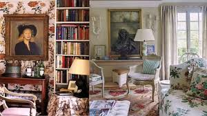 English Home Interior Design Decorating English Country House Style Youtube
