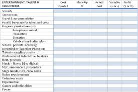 Proposal Schedule Template  resignation acceptance letter