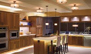 How To Design Kitchen Lighting by How To Choose Led Kitchen Lighting Modern Place Led Lighting