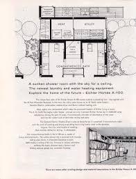 Eichler Homes Floor Plans Eichler Brochures X 100