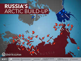 Former Soviet Union Map Putin U0027s Russia In Biggest Arctic Military Push Since Soviet Fall