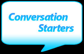 Image result for conversation starters