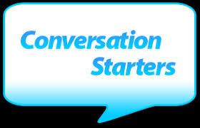Image result for conversation starters