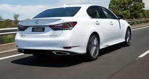 lexus gs 450h hybrid occasion lexus gs 2016 price and features for australia