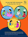 poster on girl child education