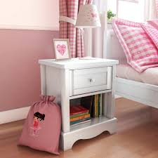 Small Bedroom Side Tables Side Table Juliette Bedside Table Pottery Barn Kids Australia