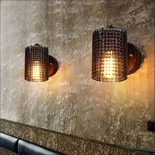 bedroom plug in wall sconce wall mounted led reading lights for