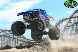 racing monster trucks monsters on the beach wildwood nj monster truck beach races