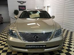 lexus v8 history used lexus ls 460 4 6 v8 se 4dr automatic for sale in scunthorpe