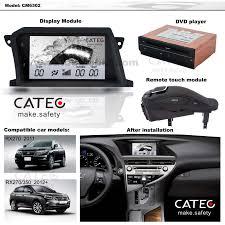 lexus rx 350 bluetooth audio in car fm radio dvd gps navigation bluetooth touch screen head