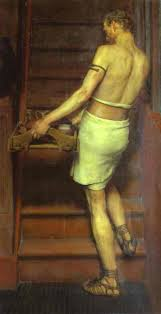 Oil painting:Roman Potter. - -Oil-painting-Roman-Potter-