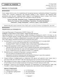 Chemical Engineering Resume