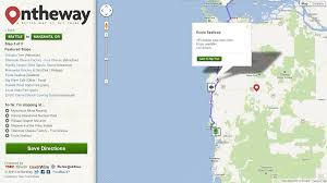 Fort Stevens State Park Map by Optimize Your Road Trip Itinerary With Ontheway Cnet