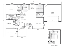 Floor Plan House 3 Bedroom 48 3 Bedroom Rambler House Plans Styles Country Style House Plans