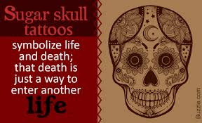 images of sugar skull tattoos all about tattoo