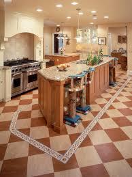 Kitchen Floor Ideas Pictures Cheap Versus Steep Kitchen Flooring Hgtv