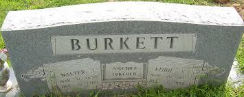 Walter J. Burkett (1894 - 1968) - Find A Grave Photos - 71141097_130879617770