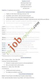 nurse resume cover letters   Template   cover letter for nursing resume
