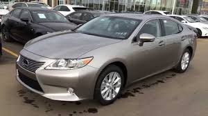 price for 2015 lexus es 350 new atomic silver 2015 lexus es 300h hybrid walk through review