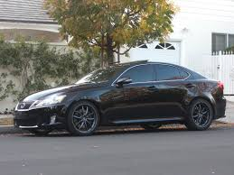 lexus is350 wheels my is350 lexus