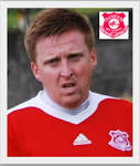 ... Ian Cashmore partnered Gareth Campbell up front and the pair combined to ... - iancashmore
