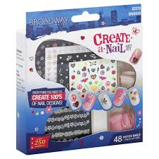 broadway nails art kit create a nail 1 kit