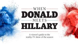 when donald meets hillary a viewer u0027s guide to the reality tv show