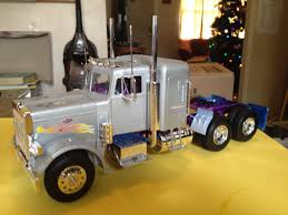 kenworth truck models revell 1 25 peterbuilt truck build youtube