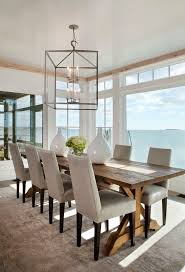 Top  Best Coastal Dining Rooms Ideas On Pinterest Beach - Decor for dining room table