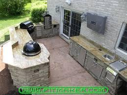 outdoor kitchen designs houston pitmaker in houston texas 800 299