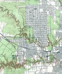old houston maps houston past 1922 topographic map of houston nw