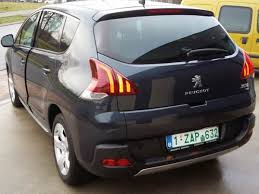 2nd hand peugeot cars second hand peugeot 3008 auto for sale san javier murcia costa
