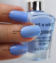 wet n wild spring into the wild nail polish swatches review plus
