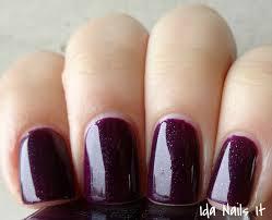 ida nails it elevation polish saturday spam part seventeen