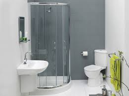 small bathroom decorating ideas designs hgtv idolza small bathroom white wall with shower plus glass door and toilet big design ideas for bathrooms