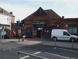Tooting railway station