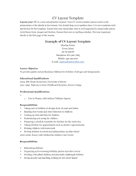 Resume Retail Template Example Of How To Write A Resume Resume Example And Free Resume
