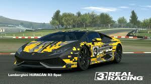 Lamborghini Huracan Colors - lamborghini huracán r3 spec real racing 3 wiki fandom powered