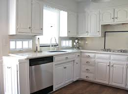 Kitchen Cabinets Grey And White Kitchens Vanity Cabinet Doors L - White tin backsplash