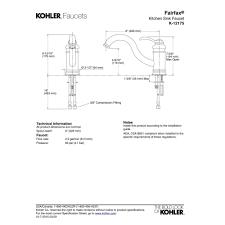 Glacier Bay Kitchen Faucets Parts 100 American Standard Kitchen Faucets Repair Shower