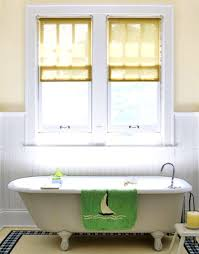 accessories prepossessing small bathroom window curtain ideas