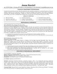 Best Job Resume by Best Financial Analyst Job Resume Sample Samplebusinessresume