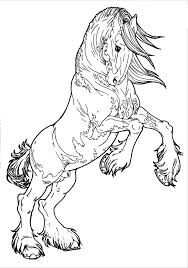 coloring book horses by valentina ra coloring pages