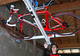 Ceiling Bike Hook by Home Storage Ideas For Your Bike