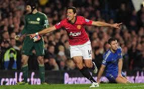 Hasil Liga Inggris 2012-13 Chelsea vs MU