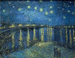 Starry Night Over the Rhône